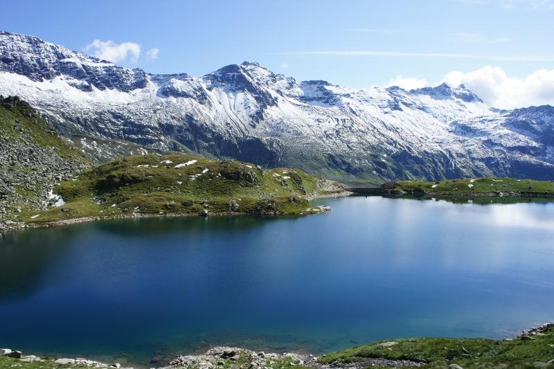 Wandern Mölltaler Gletscher Sommerurlaub Weisseehaus